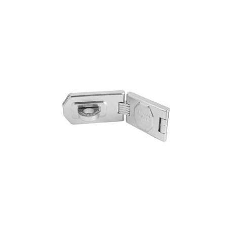 A875 American Lock Single Hinge Hasp