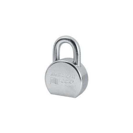 """A702 American Lock  Solid Steel Rekeyable Padlock 2-1/2"""" (63mm)"""