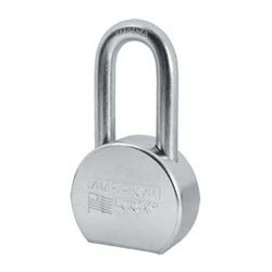 "A703 American Lock Solid Steel Rekeyable Padlock 2-1/2"" (63mm)"