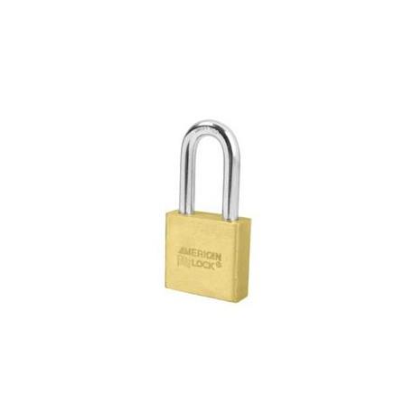 "A5571 American Lock  Solid Brass Rekeyable Padlock 2"" (50mm)"