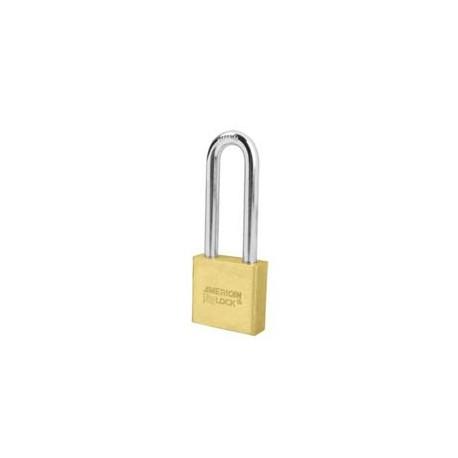 "A6572 American Lock  Solid Brass Rekeyable Padlock 2"" (50mm)"
