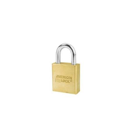"A5560 American Lock  Solid Brass Rekeyable Padlock 1-3/4"" (44mm)"