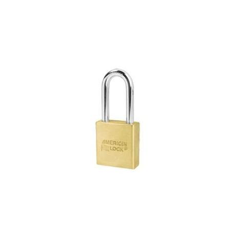 "A5561 American Lock  Solid Brass Rekeyable Padlock 1-3/4"" (44mm)"