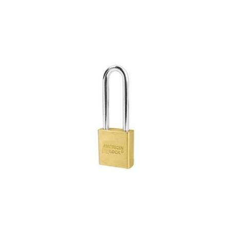 "A5562 American Lock  Solid Brass Rekeyable Padlock 1-3/4"" (44mm)"