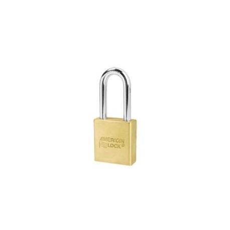 "A6561 American Lock  Solid Brass Rekeyable Padlock 1-3/4"" (44mm)"