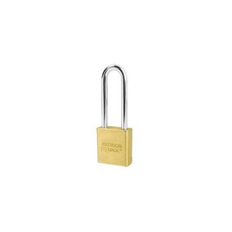"A6562 American Lock  Solid Brass Rekeyable Padlock 1-3/4"" (44mm)"