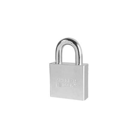 """A6260 American Lock  Solid Steel Rekeyable Padlock 2"""" (50mm)"""