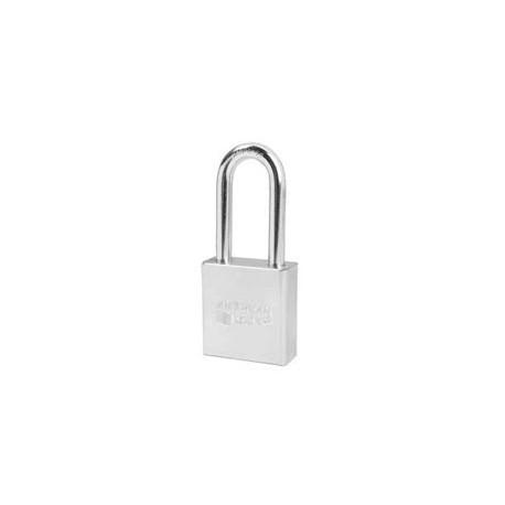 """A6201 American Lock  Solid Steel Rekeyable Padlock 2"""" (51mm)"""
