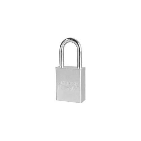 """A6101 American Lock  Solid Steel Rekeyable Padlock 1-1/2"""" (38mm)"""