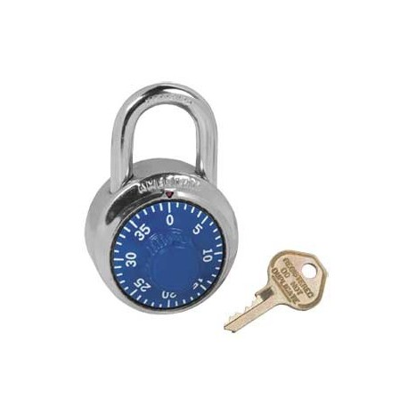 A400K American Lock Combination Key Control Padlock