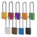 """A1107 American Lock Safety Lockout Padlock 1-1/2""""(38mm) Rekeyable Rectangular Padlock"""