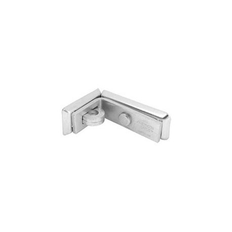 A850D American Lock 90 Degree Angle Bar Hasp (Commercial Carded)