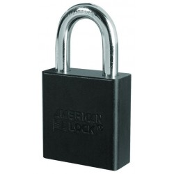 "A1205 American Lock Rekeyable Solid Aluminum Padlock 1-3/4""(44mm)"