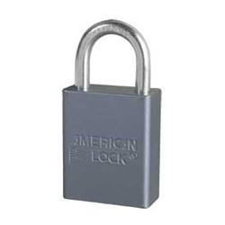 A30 American Lock Non-Rekeyable Solid Aluminum Padlock