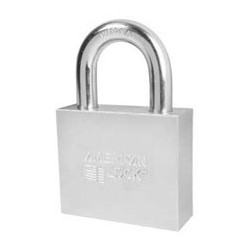 "A790 American Lock Solid Steel Rekeyable Padlock 3"" (75mm)"