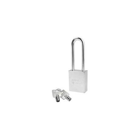 A7202 American Lock  Solid Steel Rekeyable Padlock Tubular Cylinder