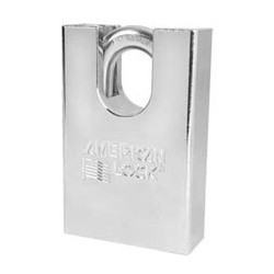 "A748 American Lock Solid Steel Rekeyable Padlock 2-1/2"" (63mm)"