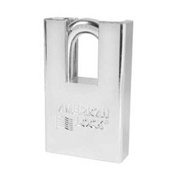 "A5360 American Lock Rekeyable Shrouded Solid Steel Padlock 2"" (50mm)"