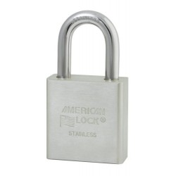 A5400 American Lock Stainless Steel Weather-Resistant Padlock