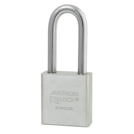 A5401 American Lock Stainless Steel Weather-Resistant Padlock