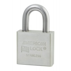 A5460 American Lock Stainless Steel Weather-Resistant Padlocks