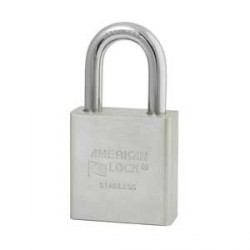 A6400 American Lock Stainless Steel Weather-Resistant Padlock