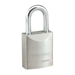 Master Lock 7052 Pro Series Key-in-Knob Padlock - Solid Steel