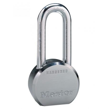 """Master Lock 6230 NRSH N MKW7000NISI 3KEY 6230 Solid Steel Pro Series Rekeyable Padlock 2-1/2"""" (64mm)"""