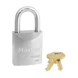 "Master Lock 7040 Solid Steel Pro Series Rekeyable Padlock 1-3/4"" (44mm)"