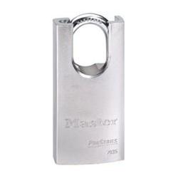 "Master Lock 7036 ProSeries Solid Steel Interchangeable Core Shrouded Steel Padlock 1-9/16"" (40mm)"