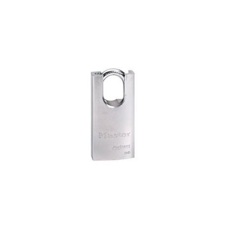 "Master Lock 7045 Solid Steel Pro Series Shrouded Rekeyable Padlock 1-3/4"" (44mm)"