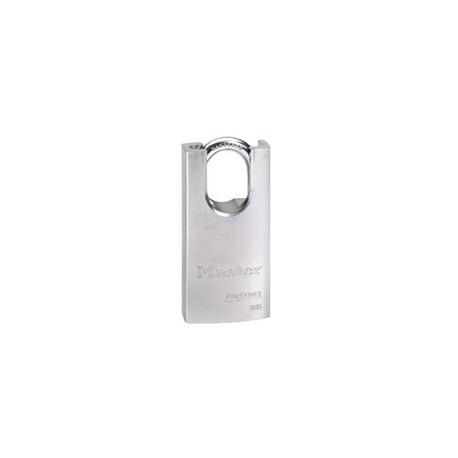 "Master Lock 7035 Solid Steel Pro Series Shrouded Rekeyable Padlock 1-9/16"" (40mm)"