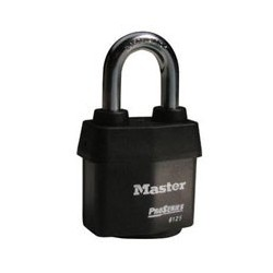 Master Lock 6125 Weather Tough Pro Series Rekeyable Padlock