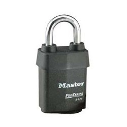 "Master Lock 6421 ProSeries Weather Tough Interchangeable Core Padlock 2-1/8"" (54mm)"