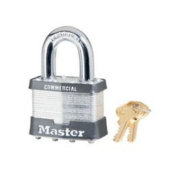 "Master Lock 27 Rekeyable Laminated Steel Padlock 2"" (51mm)"