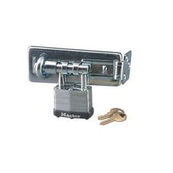 Master Lock 475KA Standard Use Hard Wrought Steel Hasp