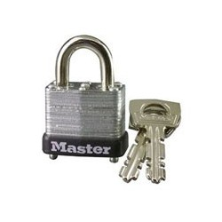Master Lock 10KA Keyed Alike Warded Padlock