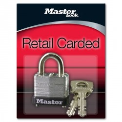 Master Lock 10D Warded No. 10 Padlock
