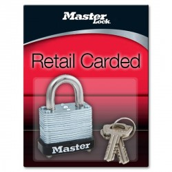 Master Lock 105D Warded No. 105 Padlock