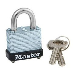 Master Lock 105KA Keyed Alike Warded Padlock