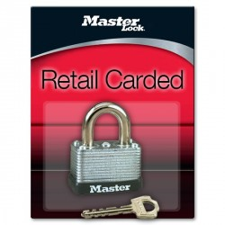 Master Lock 22D Warded No. 22 Padlock