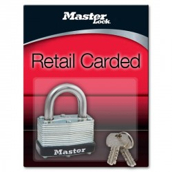Master Lock 500D Warded No. 500 Padlock