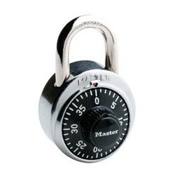 Master Lock 1500KA Combination Alike Padlock