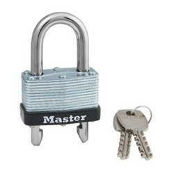 Master Lock 510D Warded Padlock Retail Carded