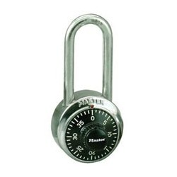 Master Lock 1500LH Extra Long Shackle Combination Padlock