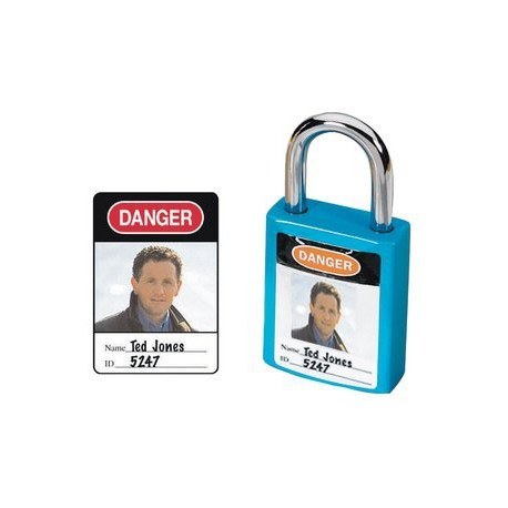 Master Lock 6835-5700 Padlock Photo Labels for 6835, 6836, and A1100 (Bag of 6)