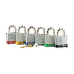 Master Lock 1220AST Rainbow Pack