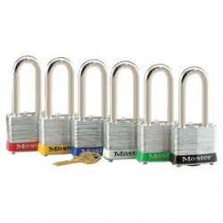 Master Lock 1220LHAST Rainbow Pack
