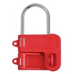 Master Lock S430 OSHA Safety Lockout Hasp 1""