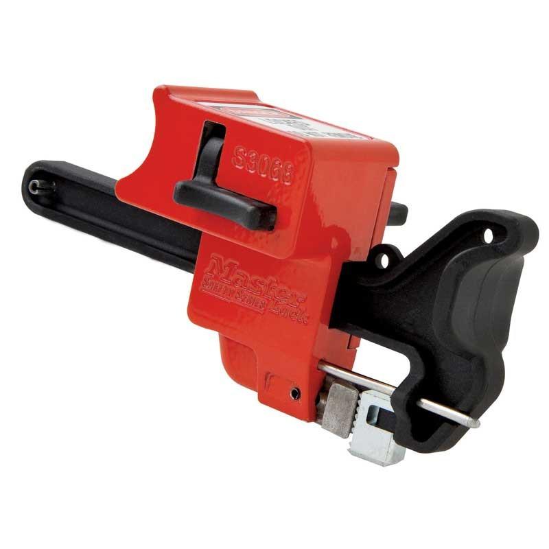 ball valve lockout. master lock s3068 ball valve lockout device n